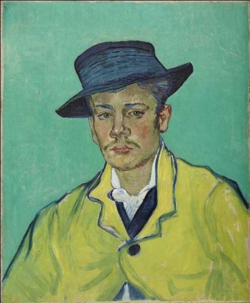 """Qui a fait le """"Portrait d'Armand Roullin"""" ?"""