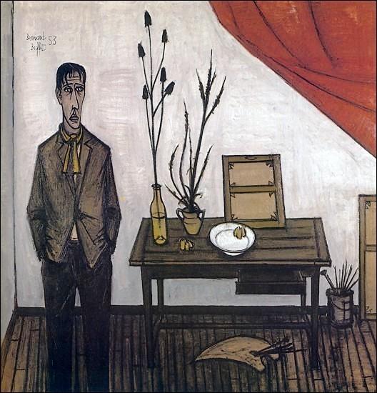 Portrait d'hommes en peinture (3)