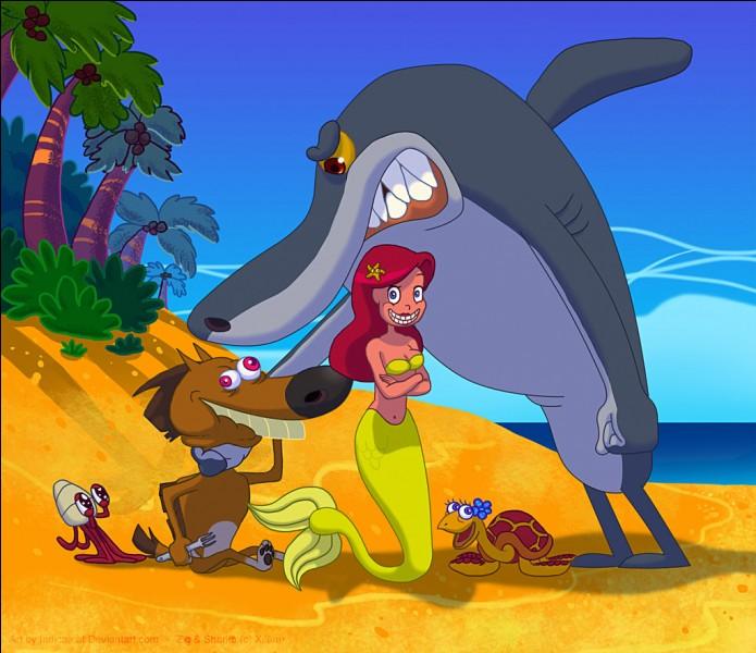 """Dans """"Zig et Sharko"""", qui est le méchant ?"""
