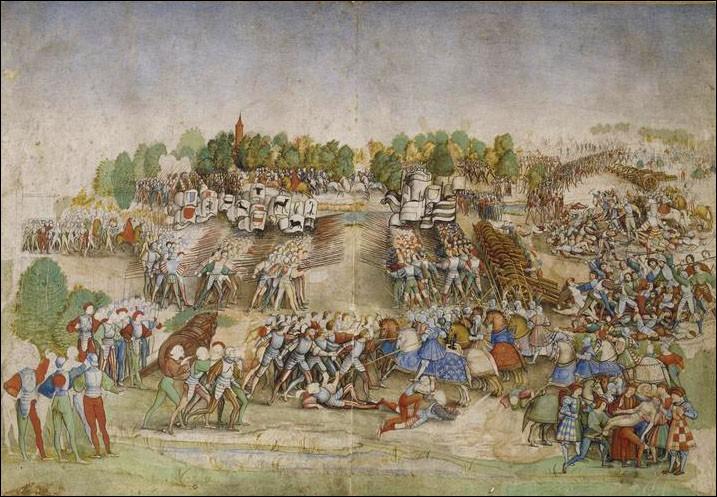 En quelle année se déroula la bataille de Marignan remportée par François Ier ?