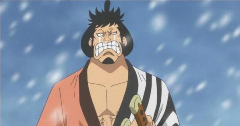 Quel est le rôle de Kinemon au sein du clan Kozuki ?