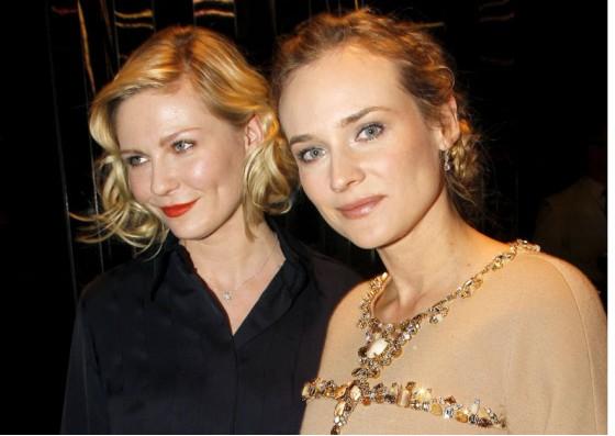 Kirsten Dunst ou Diane Kruger