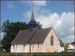 Nous terminons cette balade devant l'église Saint-Gourgogn de Tocqueville. Village normand, dans le parc naturel régional des Boucles de la Seine normande, il se situe dans le département ...