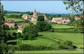 Commune Saône-et-Loirienne, La Chapelle-sous-Brancion se situe dans l'ancienne région ...
