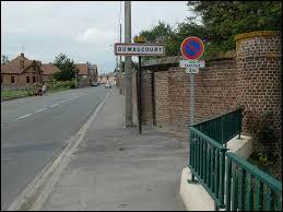 Village Pas-de-Calaisien, Rumaucourt se situe en région ...
