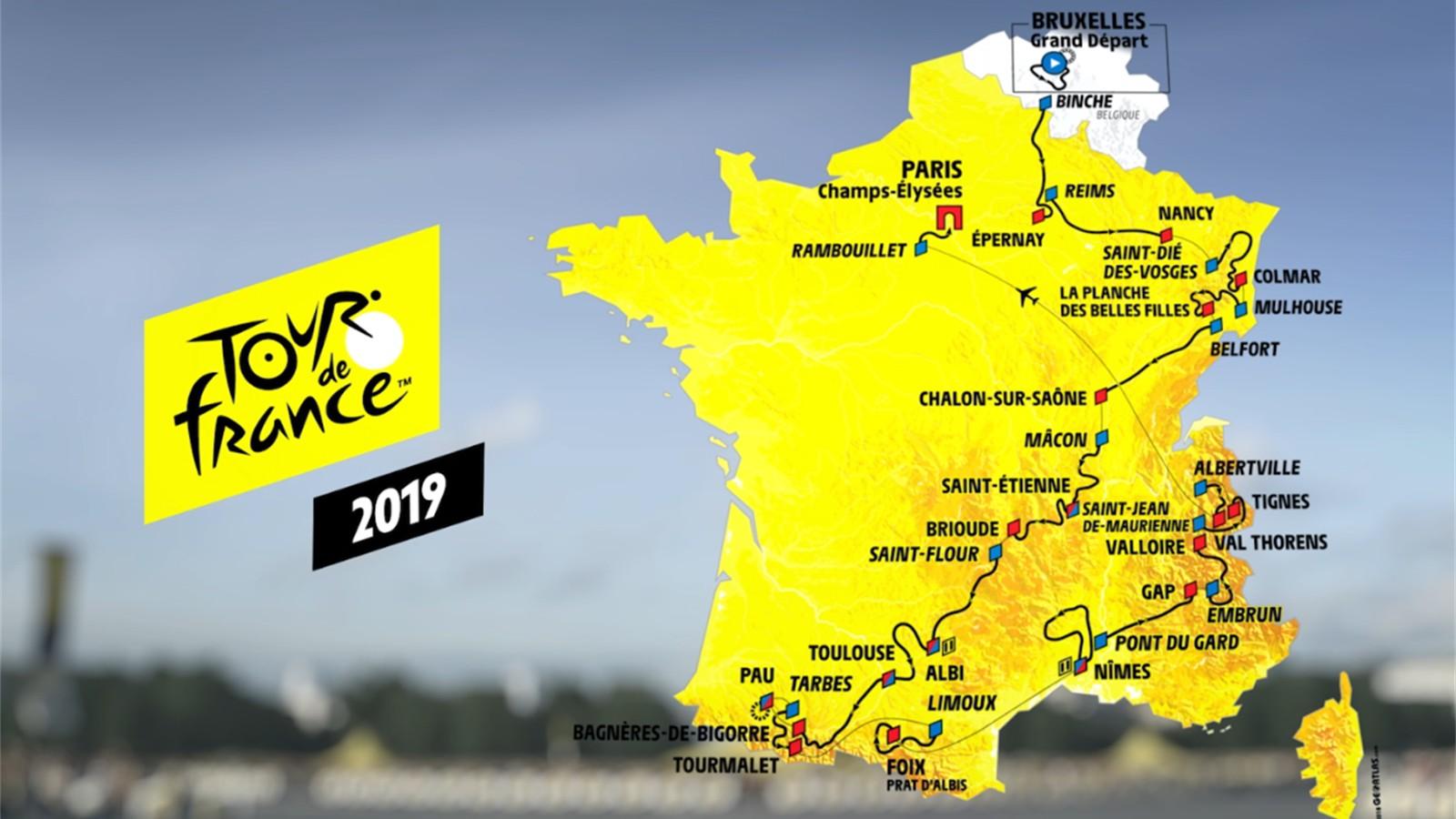 Tour de France (7)