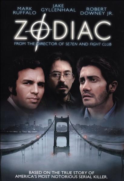 """""""Zodiac"""" est un long-métrage mis en scène par David Fincher."""