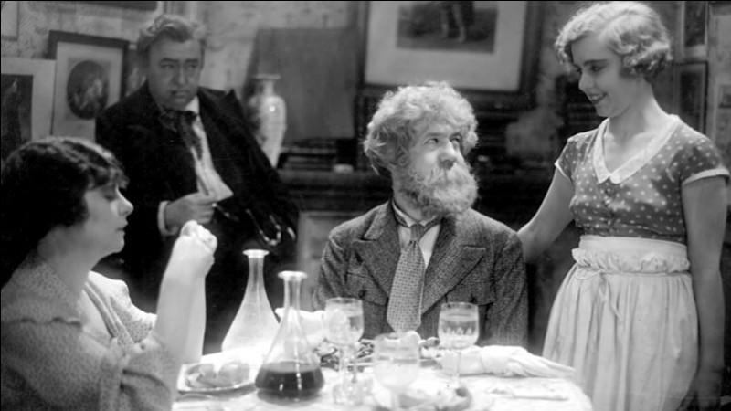 """Quel acteur est à l'affiche du film """"Boudu sauvé des eaux"""" en 1932?"""