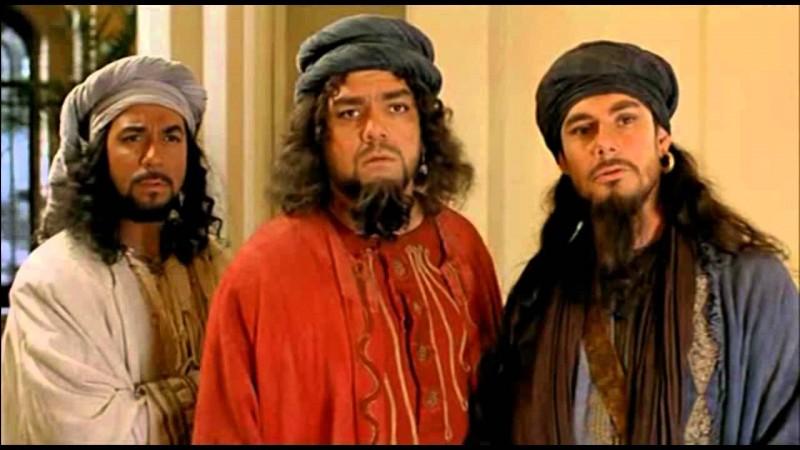 """""""Les Rois mages"""" est un film français avec le trio comique Les Inconnus."""