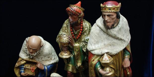 Les Rois mages se nomment Melchior, Balthazar et Edgar.