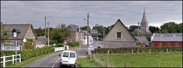 Commune Seinomarine, Cliponville se situe dans l'ancienne région ...