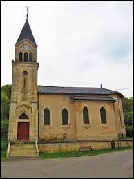 Nous sommes dans le Grand-Est devant l'église de la Nativité-de-la-Sainte-Vierge de Trésauvaux. Petit village de 70 habitants, dans le parc naturel régional de Lorraine, il se situe dans le département ...