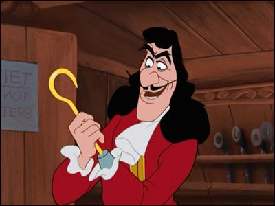 """Dans """"Peter Pan"""" qui accompagne le capitaine Crochet dans son aventure ?"""
