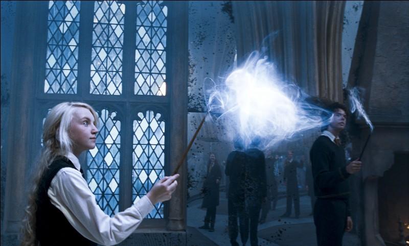 Quel est le patronus de Dumbledore ?