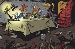 Quel est le cri du marsupilami dans les albums de Spirou et Fantasio ?