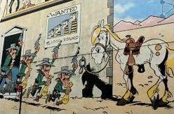Les animaux dans les bandes-dessinées