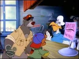 Quel est le nom de dessin animé basé sur un personnage d'un film Disney ?