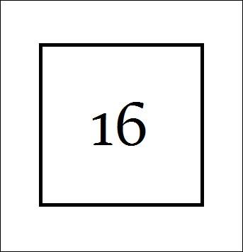 Lequel de ces nombres n'est pas divisible par 16 ?