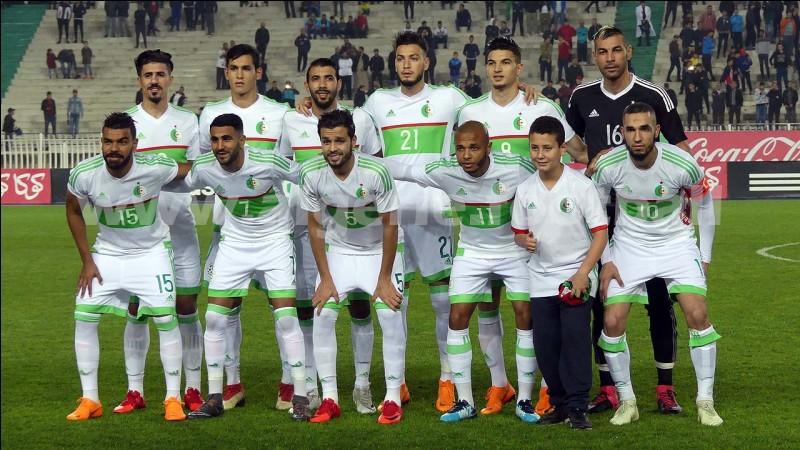 Quel joueur arrivé à l'été 2018 est un international algérien ?