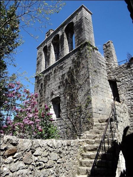 """Où se situe le merveilleux village de Balazuc, aux pierres bleutées et aux arcades médiévales, classé parmi les """"Plus beaux villages de France"""" ?"""