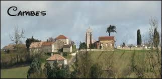 Nous sommes en Nouvelle-Aquitaine, à Cambes. Village de l'arrondissement de Marmande, il se situe dans le département ...