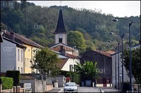 Je vous emmène de nouveau dans le Grand-Est, où nous serons à Malleloy. Village de l'arrondissement de Nancy, dans la vallée de la Mauchère, il se situe dans le département ...