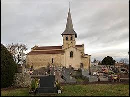 Vous avez sur cette image l'église Saint-Saturnin de Mazerier. Commune Bourbonnaise, elle se situe dans l'ancienne région ...