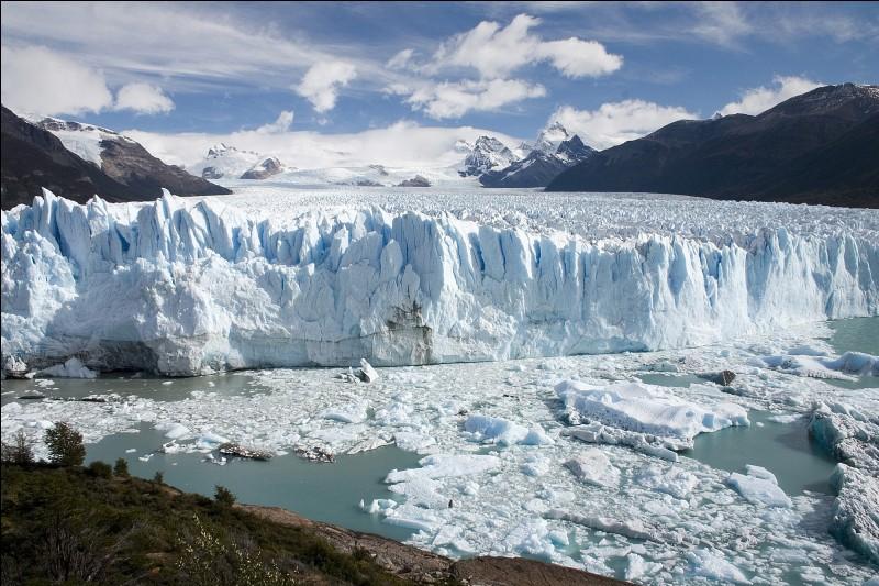 Le Parc national Los Glaciares :