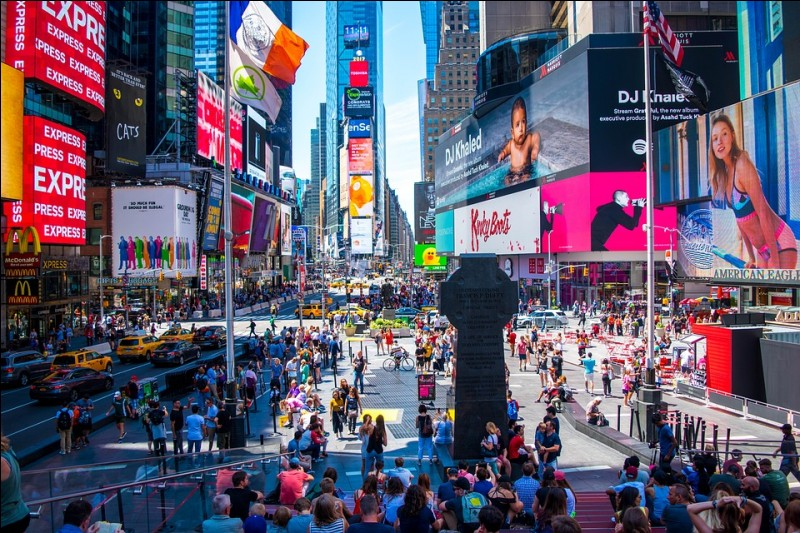 Time Square :
