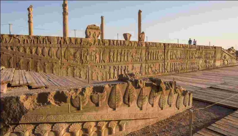Persépolis :