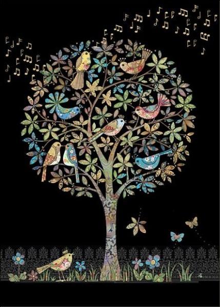 """Qui chantait """"Auprès de mon arbre"""" ?"""