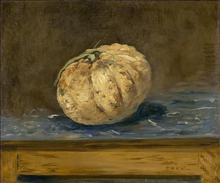 """Qui a peint """"Le Melon"""" ?"""