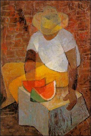 """Qui a peint """"Les pastèques"""" ?"""
