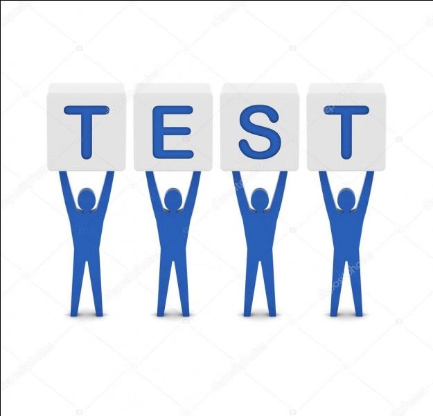 """Le mot """"test"""" vient du latin """"testum"""". Que signifiait ce mot ?"""