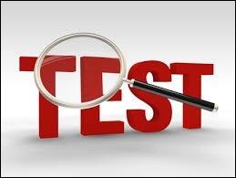Les tests sont à la mode !