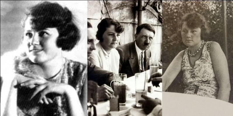 Les opposants d'Hitler l'accusèrent de meurtre (ce qui semble faux). Cette jeune femme rencontrera Hitler alors qu'elle n'a que 17 ans (à l'époque, il a 36 ans). Hitler la retiendra quasi-prisonnière. Elle se suicidera à l'âge de 23 ans.Qui est-elle ?
