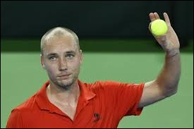 Comment s'appelle ce joueur de tennis belge né à Liège en 1984 ?