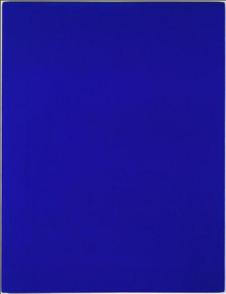 Les bleus font la peinture !