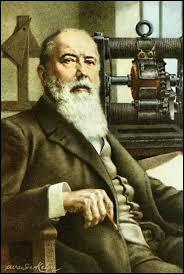 Zénobe Gramme est né à Amay en 1826.Quelle invention a-t-il améliorée en 1868 ?