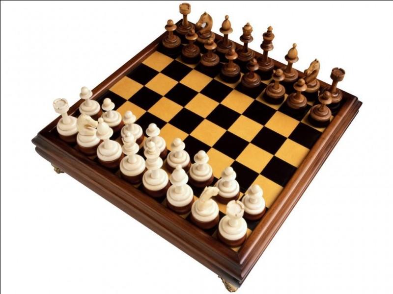 Qui est le meilleur aux échecs ?