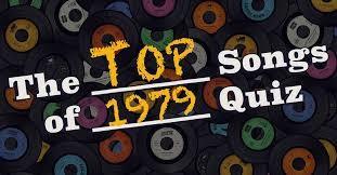 Chansons non-francophones de l'année 1979 (1re partie)