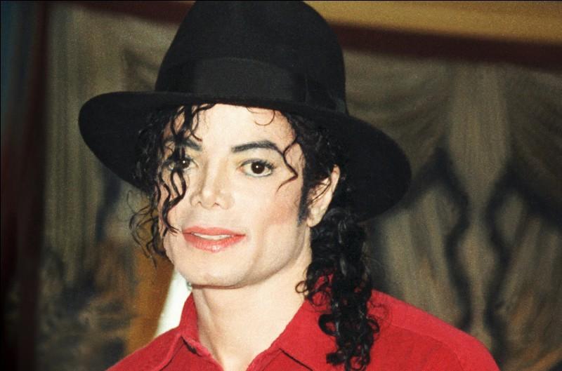 Michael Jackson était le roi de la pop.