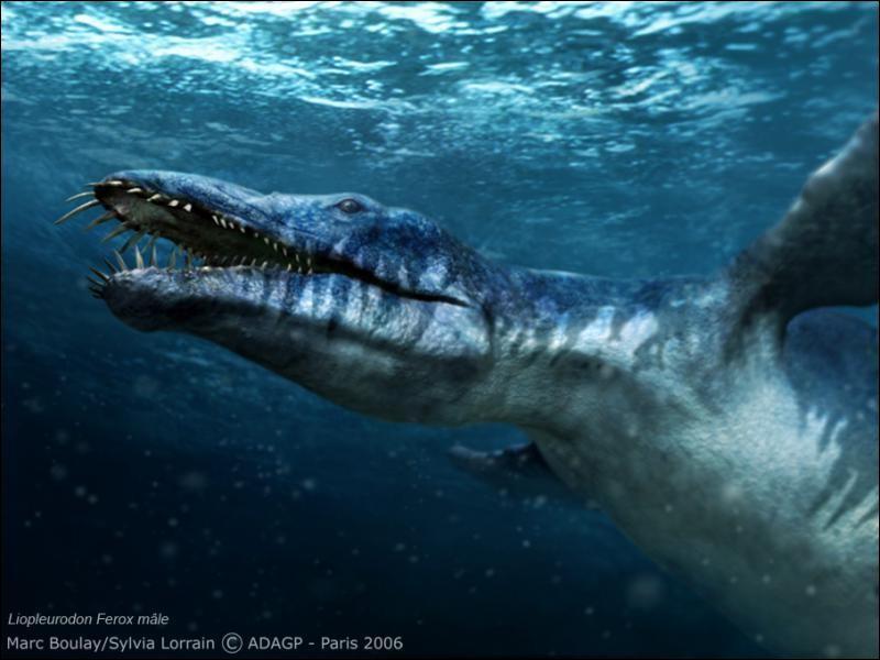 Quel est le plus grand prédateur du Jurassique ?