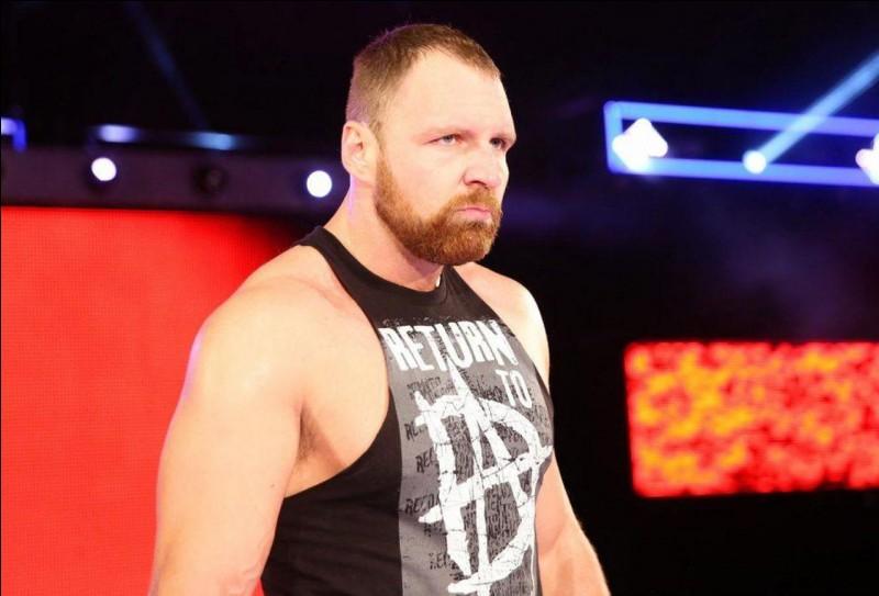 Quel est le nouveau nom de Dean Ambrose ?