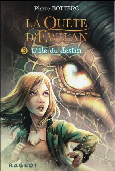 La Quête d'Ewilan. Combien de livres comporte cette série fantastique écrite par Pierre Bottero ?
