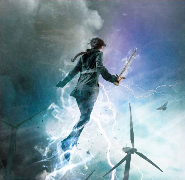 Sky Fall. Quel est le nom de l'auteur de cette trilogie fantastique ?