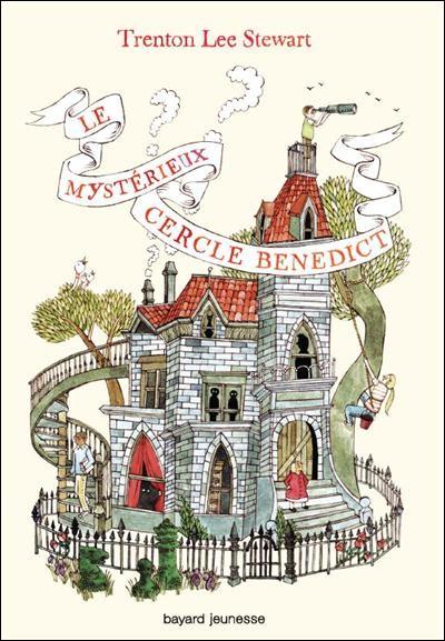 Le Mystérieux Cercle Benedict. Combien sont les protagonistes enfants de cette série ?