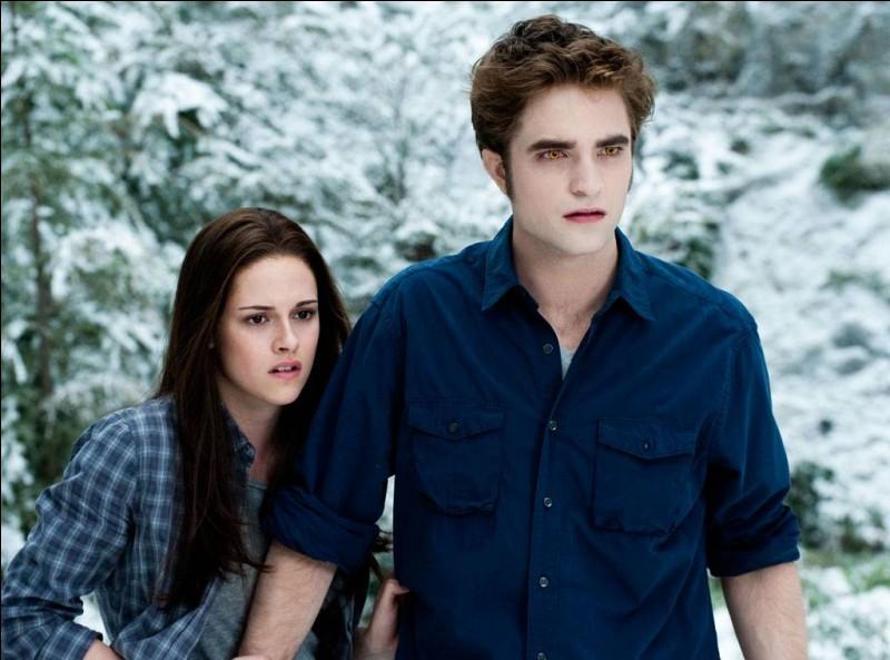 """Comment s'appelle l'héroïne principale de la tétralogie """"Twilight"""" de Stephenie Meyer ?"""