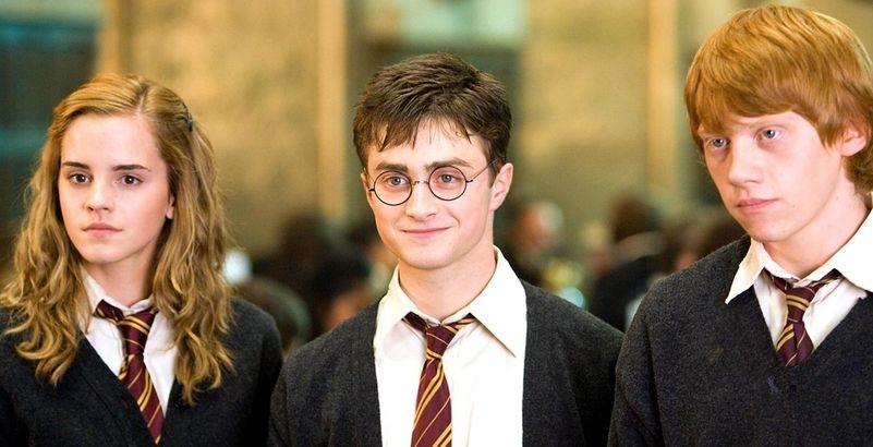 Les Personnages Harry Potter