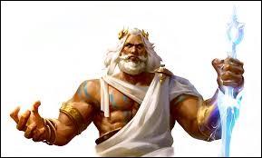 Zeus est le roi des...